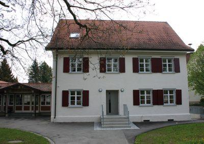 gemeindehaus | haslach